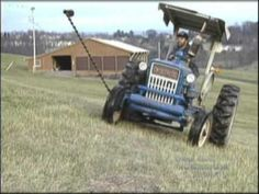 Farm Tractor Safety : More than Plows and PTOs - Part 6