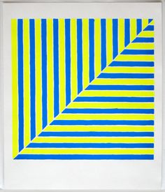 Frank Stella Rabat, 1964; from the Moroccan Series. Color Screenprint on Mohawk Superfine Cover Paper