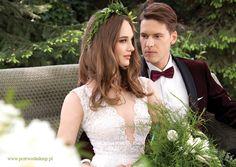 Greenary wedding