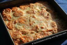Scalloped Yam Casserole (Sweet PotatoGratin)