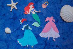 Ariel Paper Doll | Disney Family
