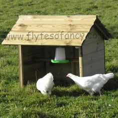 Chicken Shelters | Poultry Houses | Chicken Supplies UK