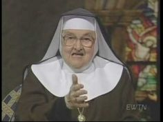 Mother Angelica: Living in the Present Moment (CLICK ON THE BOTTOM LINK TO WATCH!)
