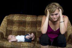 #InfosMama - La depresión post parto, qué es y cómo superarla #DPP