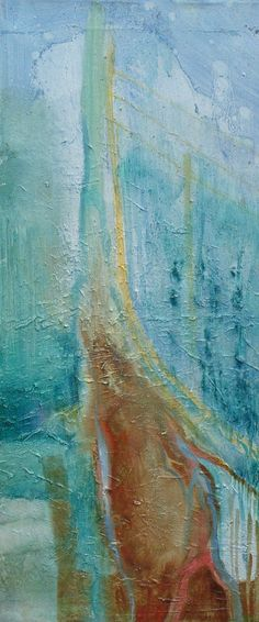 oil on canvas, 70x30cm