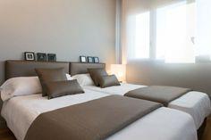 Dormitorio Rambla Cataluña II BCN Valencia Luxury