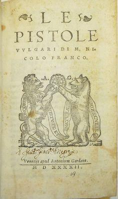Giuliano Giacinto di Negro 1542