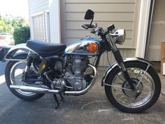 1960 BSA DBD34 Catalina For Sale - We Sell Classic Bikes