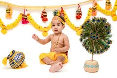 #turningone #birthdayshoot little krishna