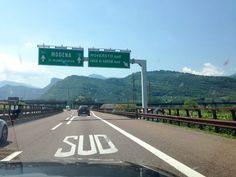 Mooiste route naar het Gardameer - Wij rijden al jaren via Oostenrijk naar het Gardameer en dat vinden wij de mooiste route