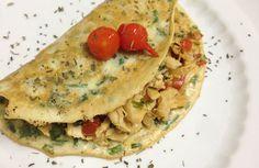 Crepioca de frango, ou do que você quiser. | 13 jantinhas delícia que vão vencer até a sua preguiça