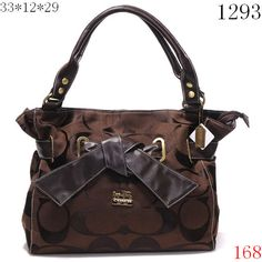 Great site for coach bags at fantastic prices!