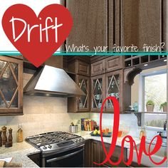 Drift new finish for 2014 - beautiful! Wellborn Cabinets, Kitchen Ideas, It Is Finished, Beautiful, Home, Products, Ad Home, Homes, Haus