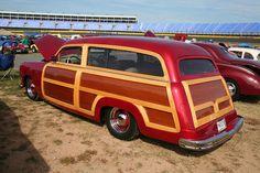 Ford Woody Wagon