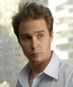 Sam Rockwell. One of my favorite actors.