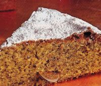 Greek Christmas Customs & Traditions - Vasilopita - Greek New Year's Cake - Greeker Than The Greeks Greek Sweets, Greek Desserts, Greek Recipes, Greek Christmas, Christmas Sweets, Sweet Loaf Recipe, Greek Cake, New Year's Cake, Types Of Cakes