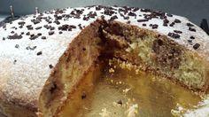 "Le ricette della Lady: torta ""camouflage"" bianca e nera. Ricetta sui miei blogs  http://theladyinthecity.wordpress.com/ e blog.giallozafferano.it/ladyinthecity"