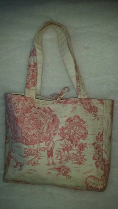 Check out this item in my Etsy shop https://www.etsy.com/listing/211099910/fabric-bag-re-usable-market-tote-tote