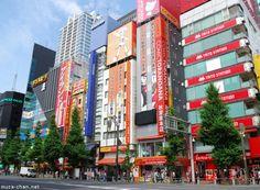 Akihabara,Tokyo.