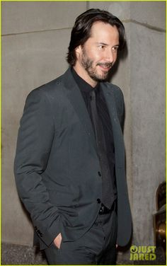 keanu reeves open to bill ted sequel 02 Keanu Reeves leaves the Today show studios after promoting his new movie 47 Ronin on Monday (December 23) in New York City.    The 49-year-old actor also revealed…