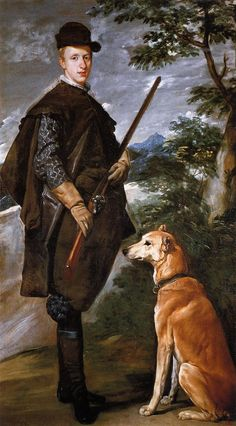 El cardenal-infante don Fernando en traje de caza, by Diego Velázquez.jpg