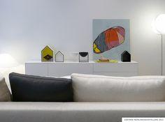 #Gaertner Internationale #Moebel #Sofa #BeB #Sideboard #Piure #Malerei Maren Simon #Showroom #Hamburg