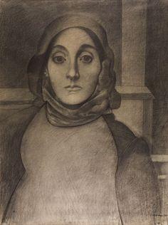 The Artist's Mother byArshille Gorky
