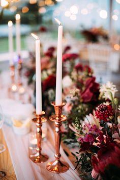 Cape Town Wedding: Yolana & Douglas's wedding at Vrede en Lust - The Mosaic Wedding Company Burgundy Gown, Burgundy Wedding, Floral Wedding, Fall Wedding, Our Wedding, Mosaic Wedding, Pronovias Wedding Dress, Wedding Company, Bride Photography