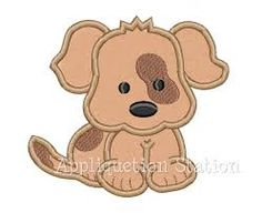 applique embroidery for babies - Google Search