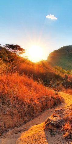 Isalo National Park, Madagascar. Original Travel.