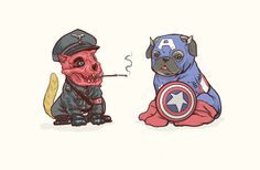 Dogs of the Marvel Universe 3