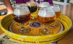 Take a trip to Troegs Brewery - Planning a visit to the Hershey PA area ? Make sure to check out this awesome guide of things to do while in the Hershey Harrisburg area. http://www.theconstantrambler.com/hershey-harrisburg-travel-guide-trip-planner/