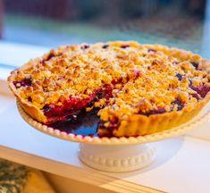 Pie, Snacks, Glass, Desserts, Recipes, Food, Sweet Stuff, Torte, Tailgate Desserts