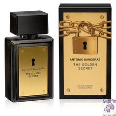 Brand NEW in Sealed Retail Packaging 1.7 oz Spray Cologne The Golden Secret by Antonio Banderas is the newer version of The Secret fragrance. The fragrance features a cedar note, amber, ...$12.5
