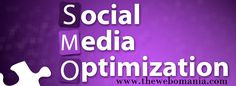 Thewebomania offers social media optimization (SMO) services at very affordable rates. Thewebomania Company SMO services in India are planned to help companies to improve their online presence in social media markets.