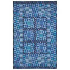 Rug from Märta Måås-Fjetterström | From a unique collection of antique and modern russian and scandinavian rugs at https://www.1stdibs.com/furniture/rugs-carpets/russian-scandinavian-rugs/