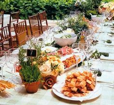 Family Style Dinner service. seattle wedding venue corson building ...