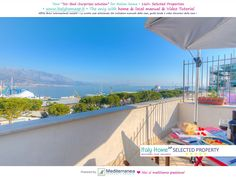 Gaeta apartment rental