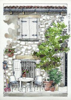 JR Sketches Italia Set #6