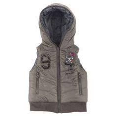 Tuc Tuc Boys Reversible Vest - Born To Revolution  www.kidsandchic.com/tuc-tuc-boys-reversible-vest-born-to-revolution.html  #tuctuc #vest #boysvest #reversiblevest #boysclothing #boysfashion #kidsfashion #kidsclothing #trendychildren #babyclothes #babyfashion #baby #toddlerclothes #shoponline #shoppingbarcelona #boys #fw #fall #winter #ropaniños #niño #otono
