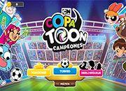 Copa Toon Campeones 2018 Cartoon Network Jogos De Futebol Futebol
