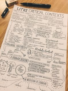 *tears up a little* | Community Post: 18 Gorgeous Study Notes That Should Be Framed As Art