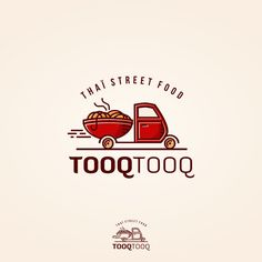 NEW LOGO for our Thaï Food Truck
