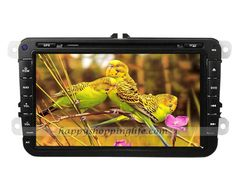 Android Car DVD Player GPS Navigation Wifi 3G for Volkswagen Caddy Bluetooth Touch Screen
