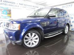 Land Rover Range Rover Sport Tdv6 Hse IVORY LEATHER DIESEL AUTOMATIC 2010/59