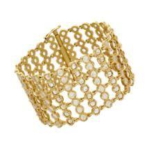 Irene Neuwirth Diamond Collection Rainbow Moonstone & Diamond Bracelet