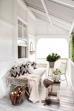 Step Inside a Stylist's Airy Cottage | MyDomaine