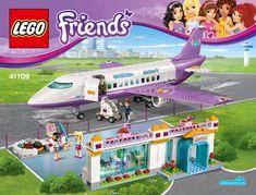 Friends - Heartlake Airport [Lego 41109]