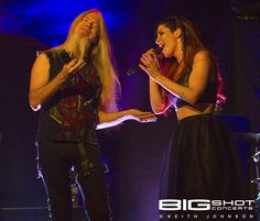 Image result for marco hietala and charlotte wessels