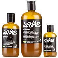 Flüssiges Shampoo Rehab :)